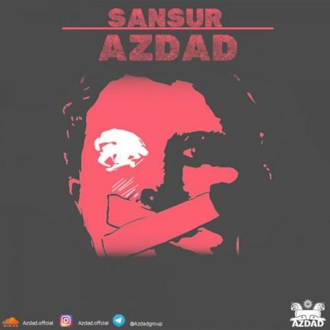 Azdad (Sazesh & Monji & Iham ) - Sansur