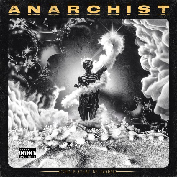 آلبوم آنارشیست از عماد بى آر زد